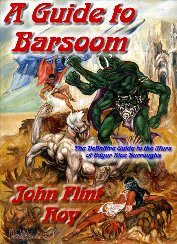 A Guide to Barsoom, by John Flint Roy
