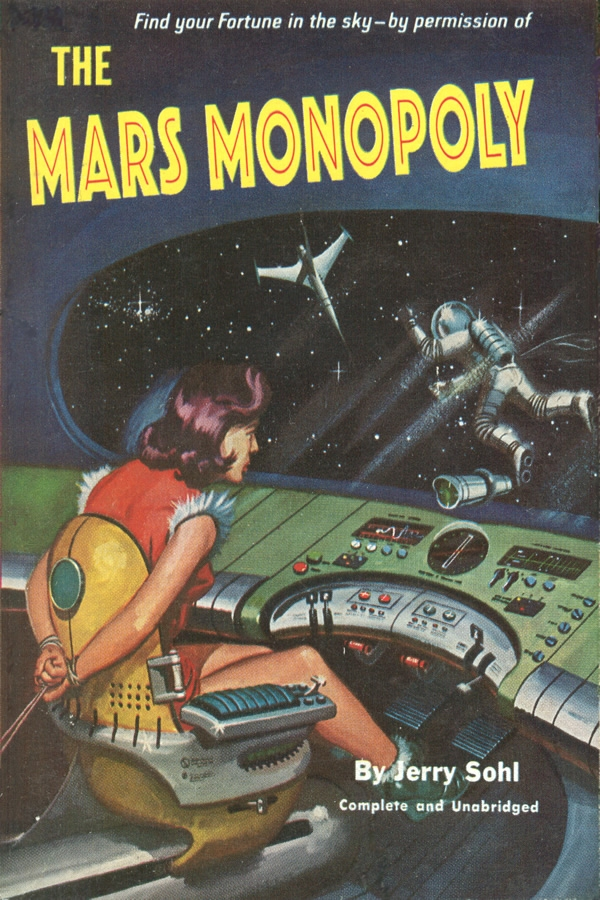 The Mars Monopoly, by Jerry Sohl