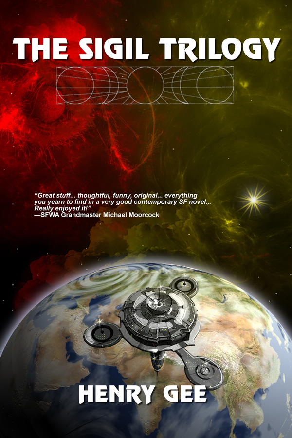 The Sigil Trilogy (Omnibus vol.1-3), by Henry Gee