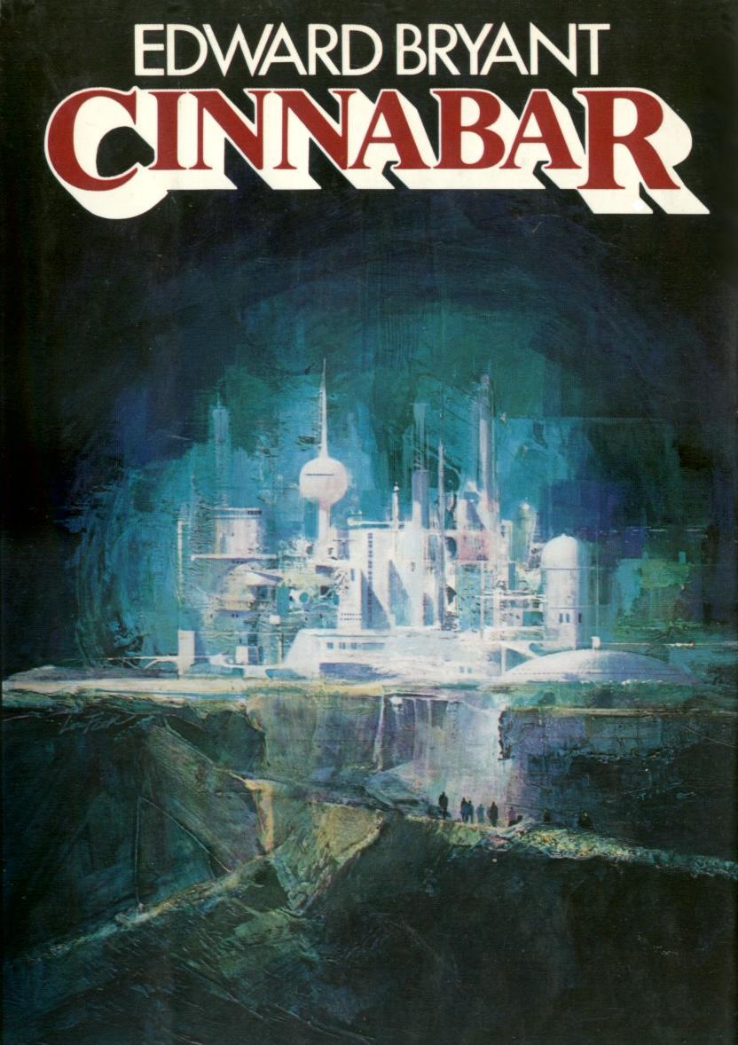 Cinnabar, by Edward Bryant