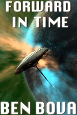 Book cover for Forward in Time