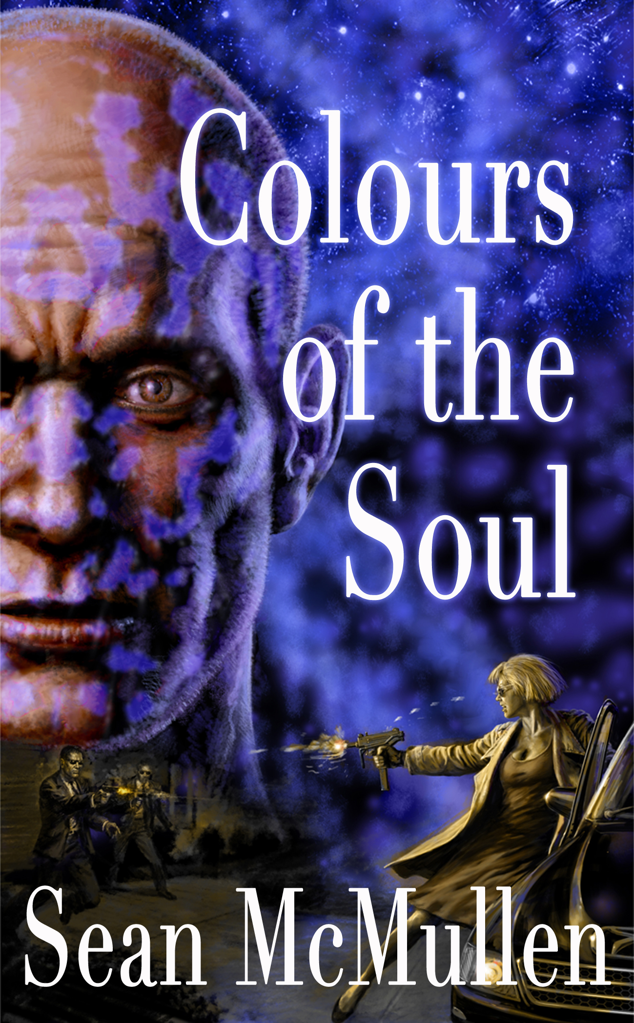 Colours of the Soul, by Sean McMullen