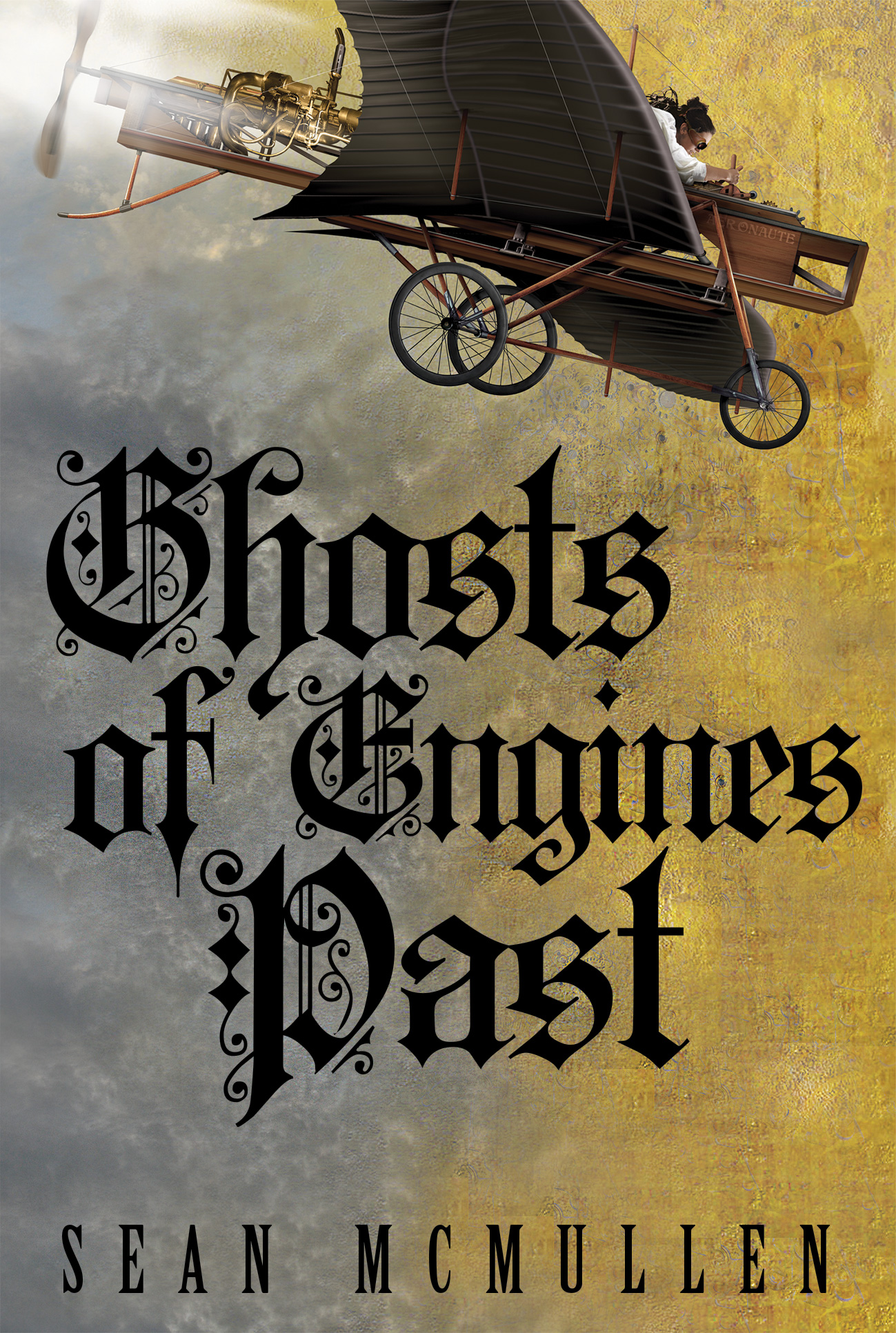 Ghosts of Engines Past, by Sean McMullen