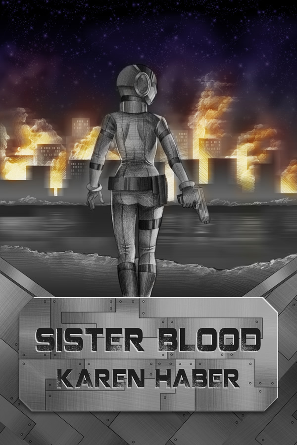Sister Blood, by Karen Haber