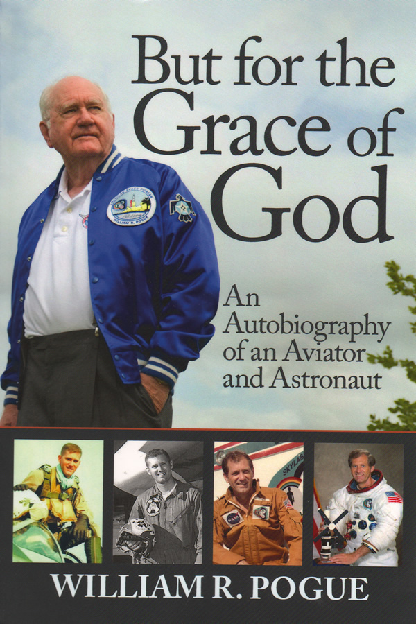 But for the Grace of God, by William R. Pogue