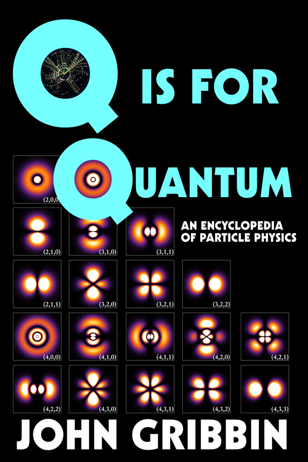 Q is for Quantum, by John Gribbin