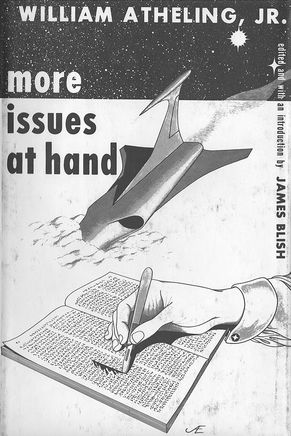 More Issues at Hand, by James Blish (as William Atheling, Jr.)