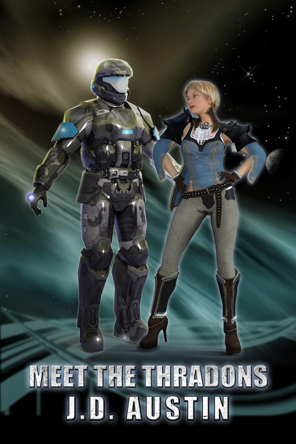 Meet the Thradons, by J. D. Austin