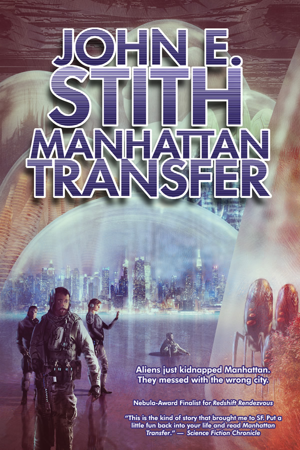 Manhattan Transfer, by John E. Stith
