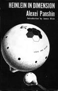 Heinlein in Dimension, by Alexei Panshin