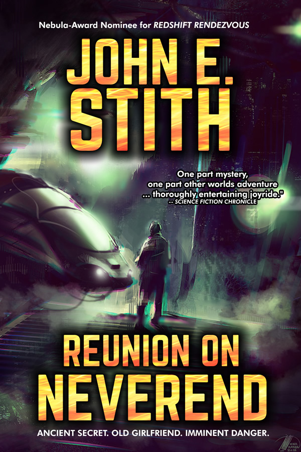 Reunion on Neverend, by John E. Stith