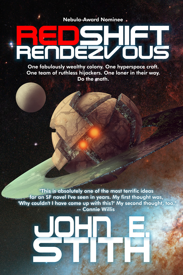 Redshift Rendezvous, by John E. Stith