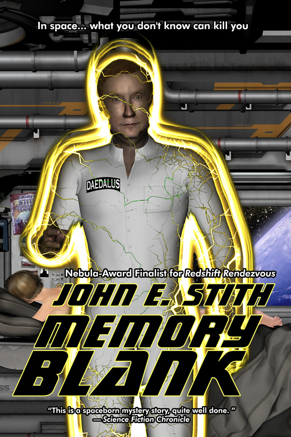 Memory Blank, by John E. Stith