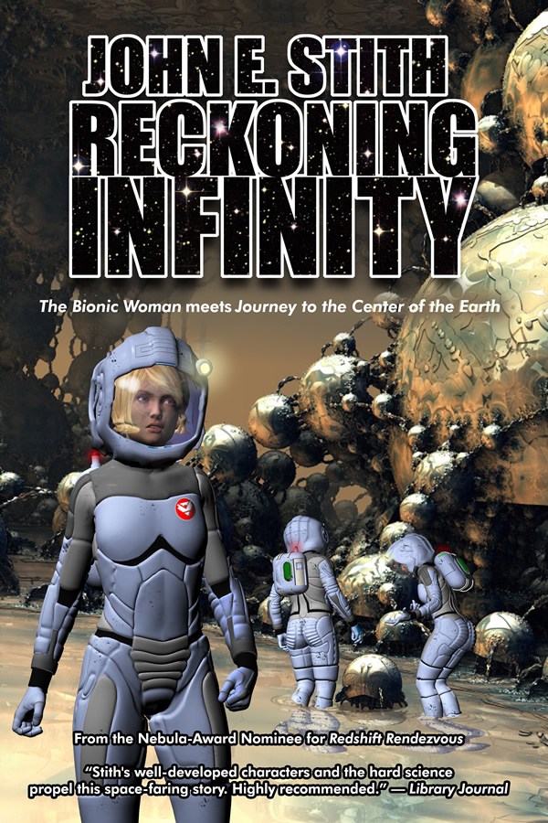 Reckoning Infinity, by John E. Stith