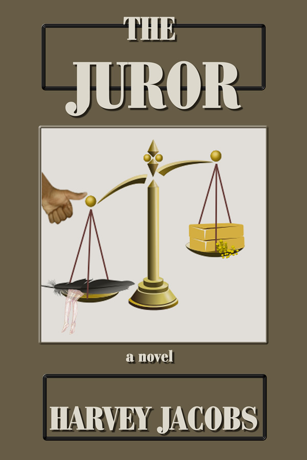 The Juror, by Harvey Jacobs