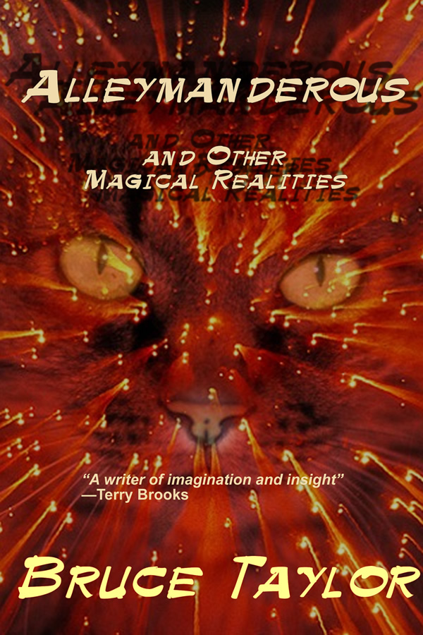 Alleymanderous and Other Magical Realities, by Bruce Taylor