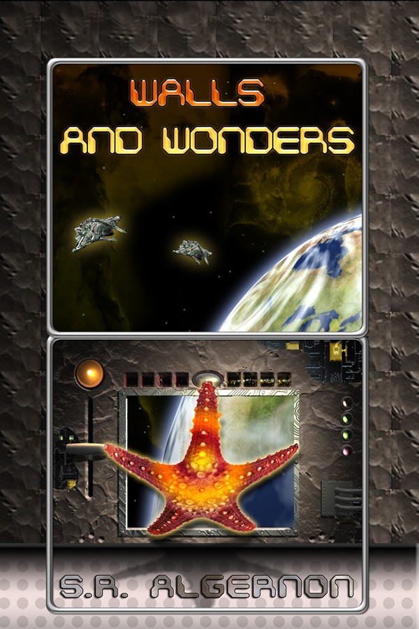 Walls and Wonders, by S. R. Algernon