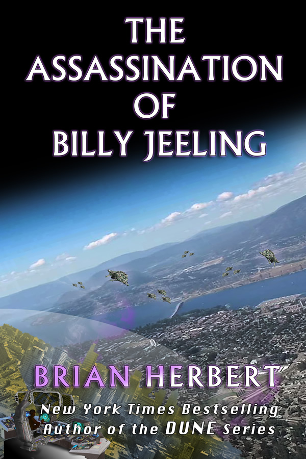 The Assassination of Billy Jeeling, by Brian Herbert