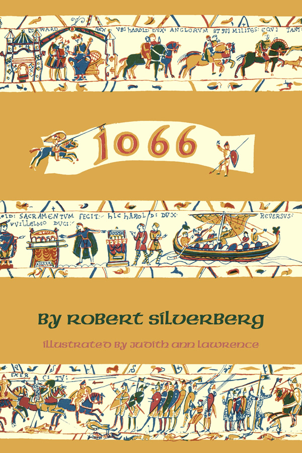1066, by Robert Silverberg